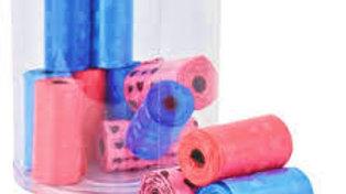 Conjunto Refil Pet Pote 12 bobinas Puppets - BBB Pet