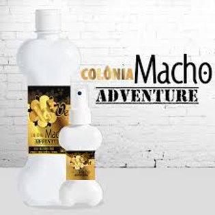Colônia Macho Adventure 500ml - Agevet