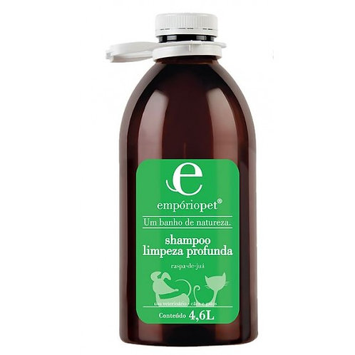 Shampoo Limpeza Profunda 4,6L - Empório Pet