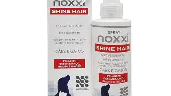 Shampoo Para Cães e Gatos Noxxi Shine Hair 200ml - Avert