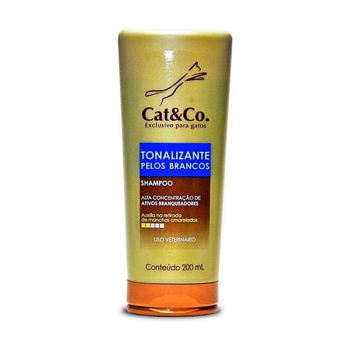 Shampoo Tonalizante Gatos 200ml - Cat&Co