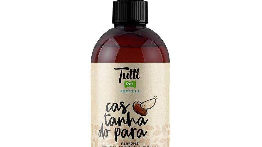 Perfume Pet Castanha do Pará 500ml - Tutti Pet