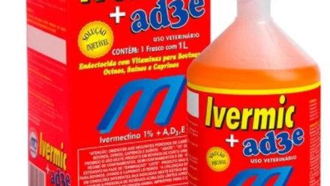 Ivermic+ ADE 1L - Microsules