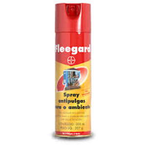 Antipulgas para ambiente Fleegard Spray 300ml - Bayer