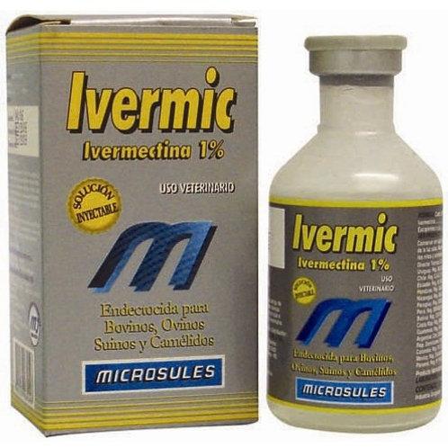 Microsules Ivermic 50ml