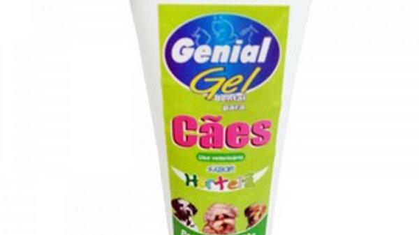 Gel Dental Hortelã cães 70gr - Genial Pet