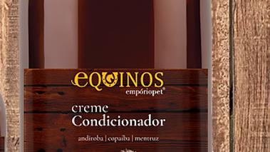 Creme Condicionador Equinos 4,6L - Empório Pet