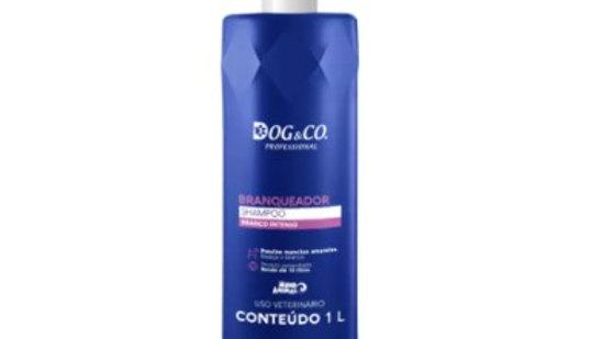 Linha Pro. Shampoo Branqueador 1L Cães - Dog&Co