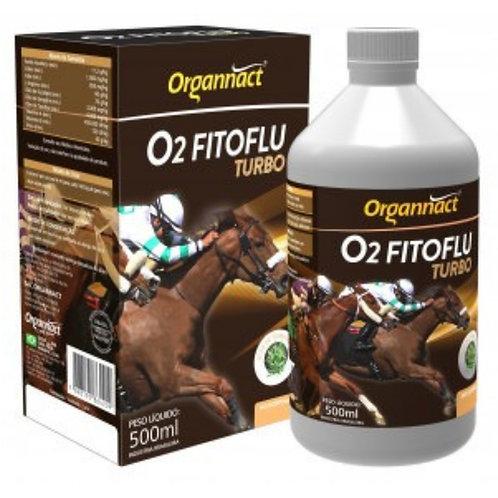 Suplemento para Equinos 02 Fitoflu Turbo 500ml - Organnact