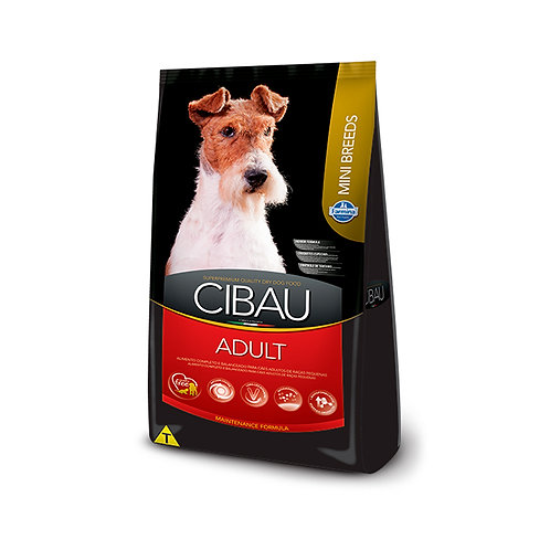 Ração Cibau Cães Adult Mini 3kg
