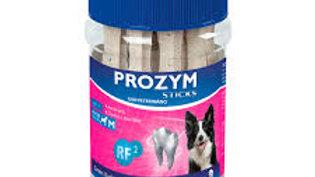 Saco com 12 unidades Sticks para Cães de 10kg a 25kg Prozym RF2 tam. M  - Ceva
