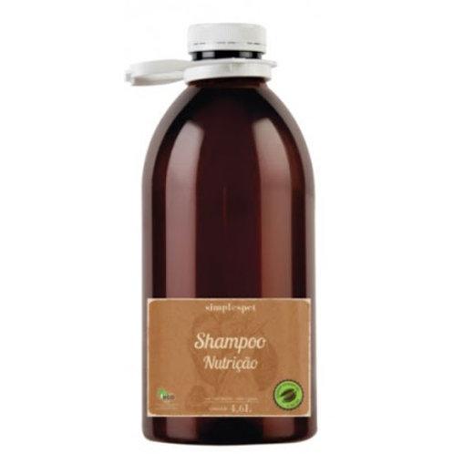 Empório Pet Shampoo Nutrição 4,6L Cacau