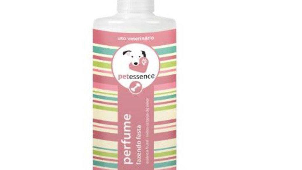 Perfume Fazendo Festa 500ml Essência Frutal -  Pet Essence