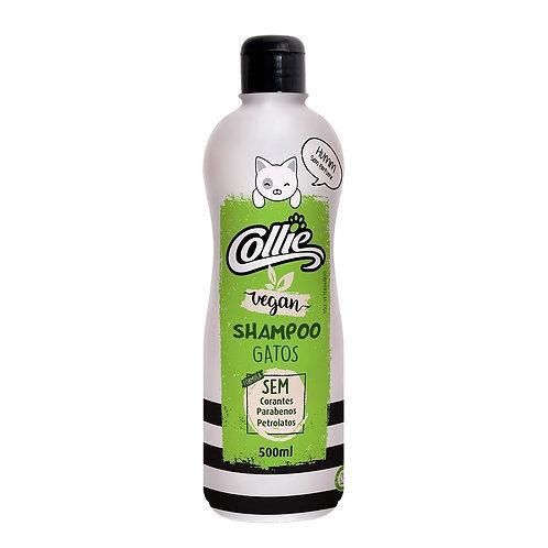 Shampoo Vegan Gatos 500ml - Collie