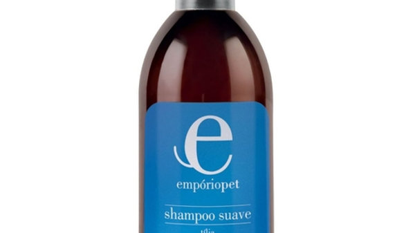 Shampoo Suave com Tília 300ml - Empório Pet
