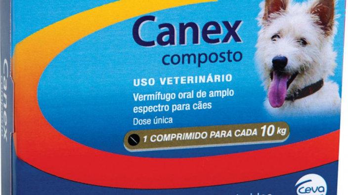 Vermífugo Cães Canex Composto - Ceva