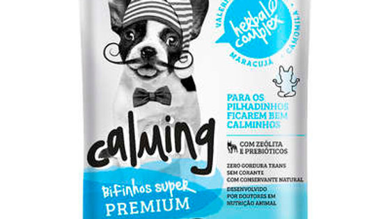 Bifinhos Super Premium Cães Calming Herbal 60gr - The French Co