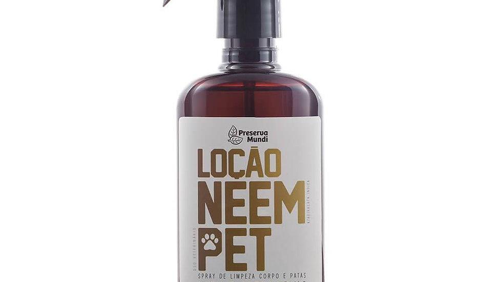 Loção Natural Neem, Flores & Ervas para Pets 180ml – Preserva Mundi