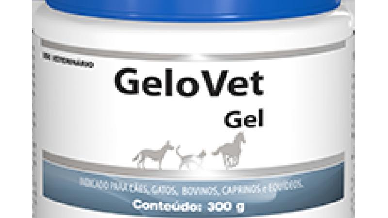 Gelovet Gel 300 gr | Gel Relaxante Uso Veterinário