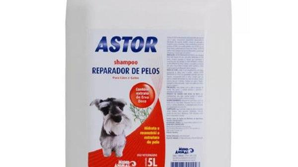 Reparador de Pelos 5L Cães e Gatos - Astor