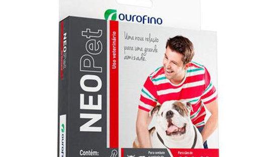 Antipulgas Cães de 10,1kg a 20kg NeoPet 1,34ml - Ouro Fino