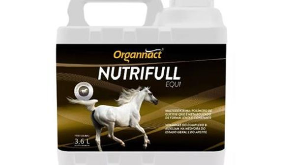 Suplemento para Equinos Nutrifull Equi 3,6L - Organnact