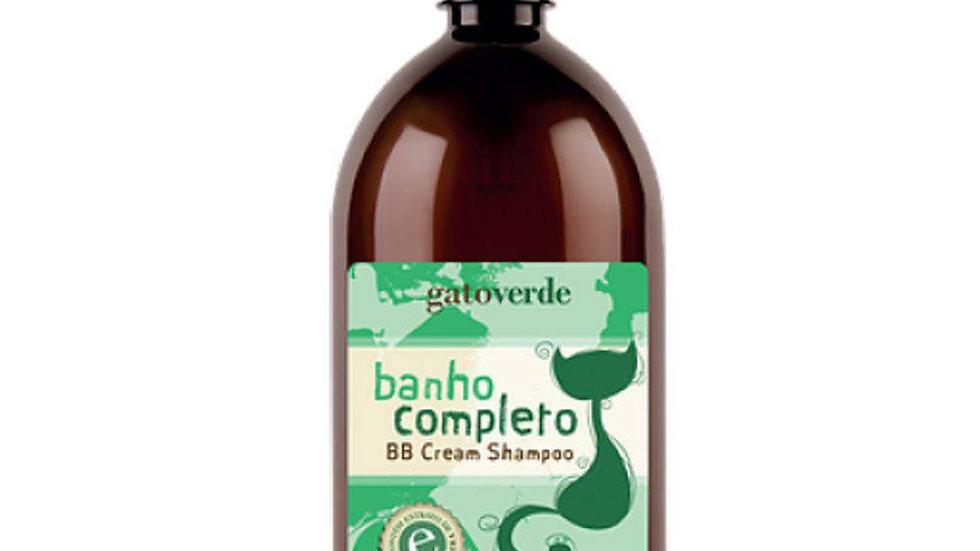 Shampoo BB Cream Gatos 1L - Empório Pet