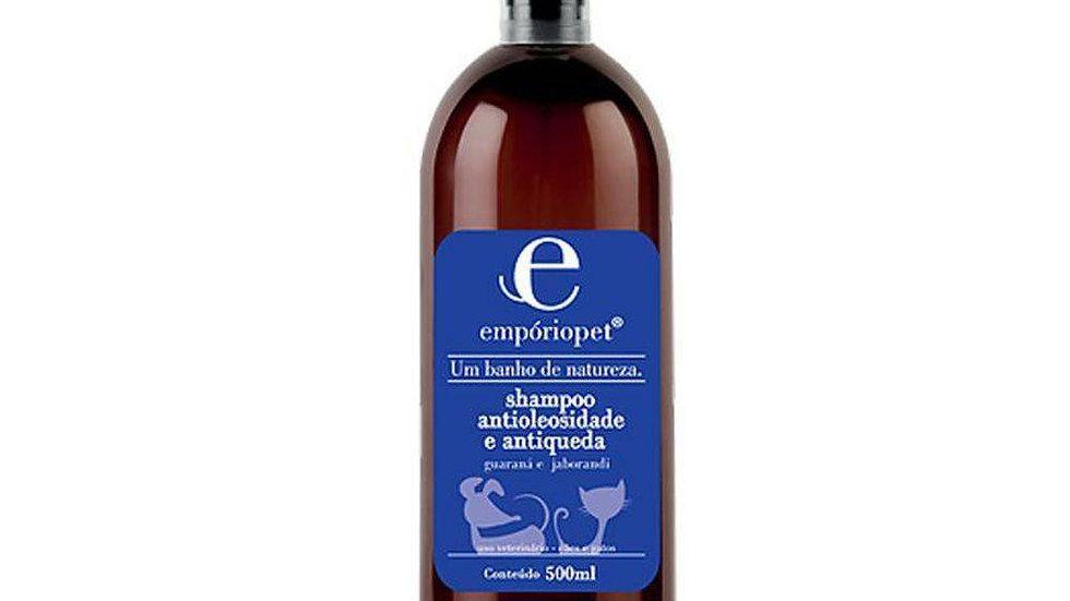 Shampoo Antioleosidade e Antiqueda 500ml - Empório Pet