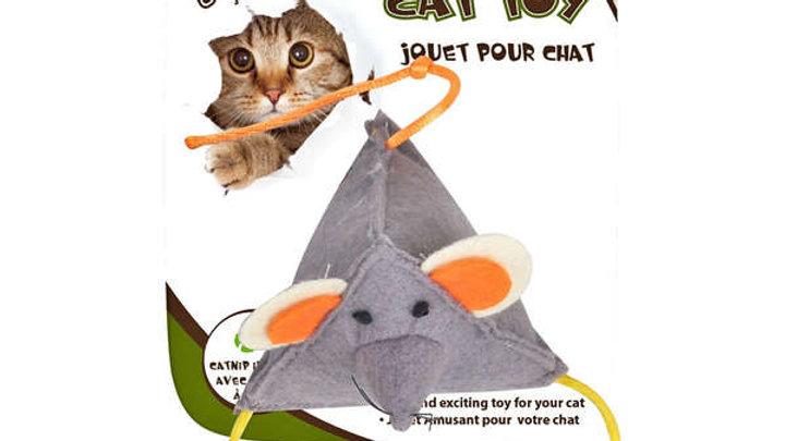 Brinquedo Rato com Catnip - Pawise