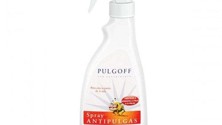 Spray Antipulgas Cães 500ml - Pulgoff