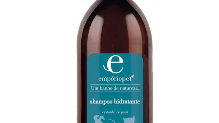 Shampoo Hidratante com Castanha do Pará 4,6L - Empório Pet