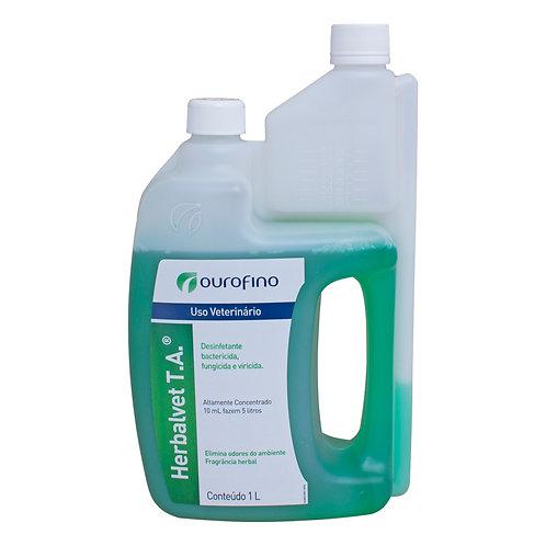 Desinfetante de Ambiente Herbalvet T.A 1L - Ouro Fino
