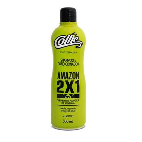 Shampoo e Condicionador Vegan 2x1 500ml - Collie