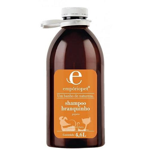 Shampoo Branquinho 4,6L -Empório Pet