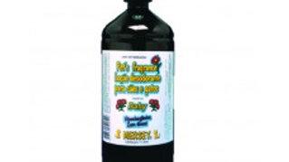 Loção desodorante baby 1L  - Mersey