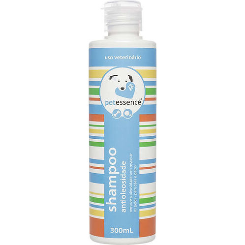 Shampoo Antioleosidade para Cães e Gatos 300ml - Pet Essence