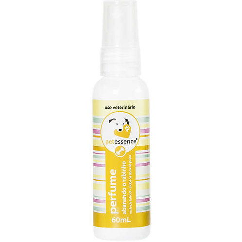 Perfume Abanando o Rabinho 60ml - Pet Essence