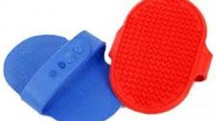 1 unidade Escova de Borracha para Banho Pet cores sortidas - Puppets