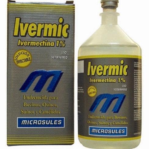 Microsules Ivermic 1% 500ml