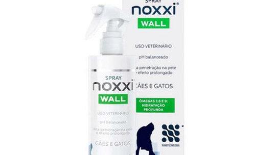 Shampoo Para Cães e Gatos Noxxi Wall Spray 200ml - Avert