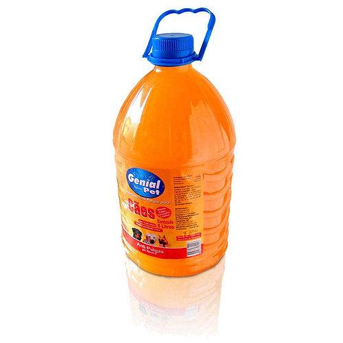 Shampoo Antipulgas 5L - Genial Pet