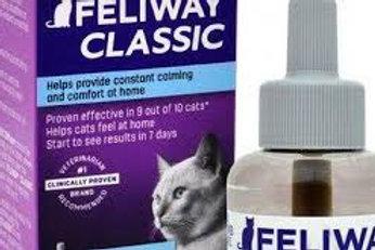 Felliway Gatos Classic Refil 48ml - Ceva