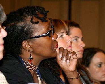PHOTO - Audience at 4th International Pu