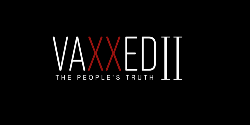 VAXXED II Movie Screening with Q&A Panel Discussion