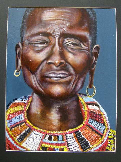 Maasai Elder II