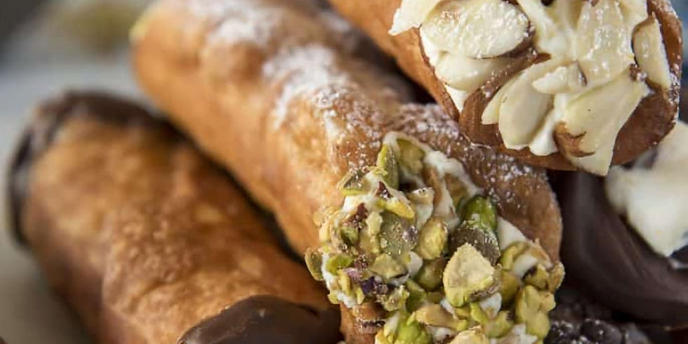 The Cannoli Man is Back!