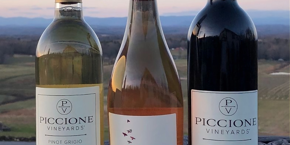 Mixed Virtual Wine Tasting