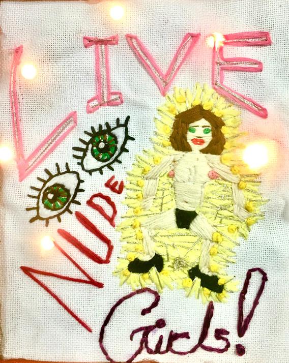 Live, Nude Girls