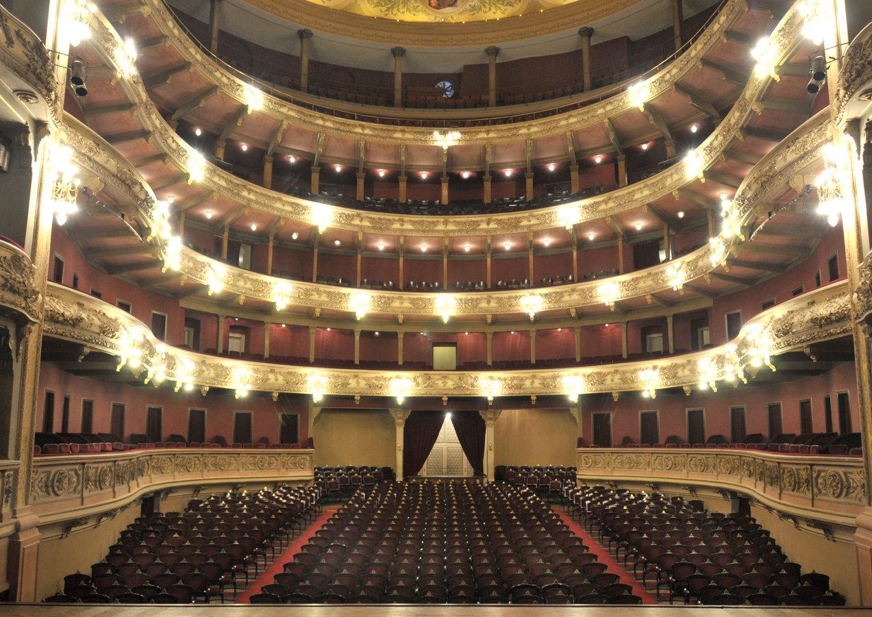 Sala La Ópera