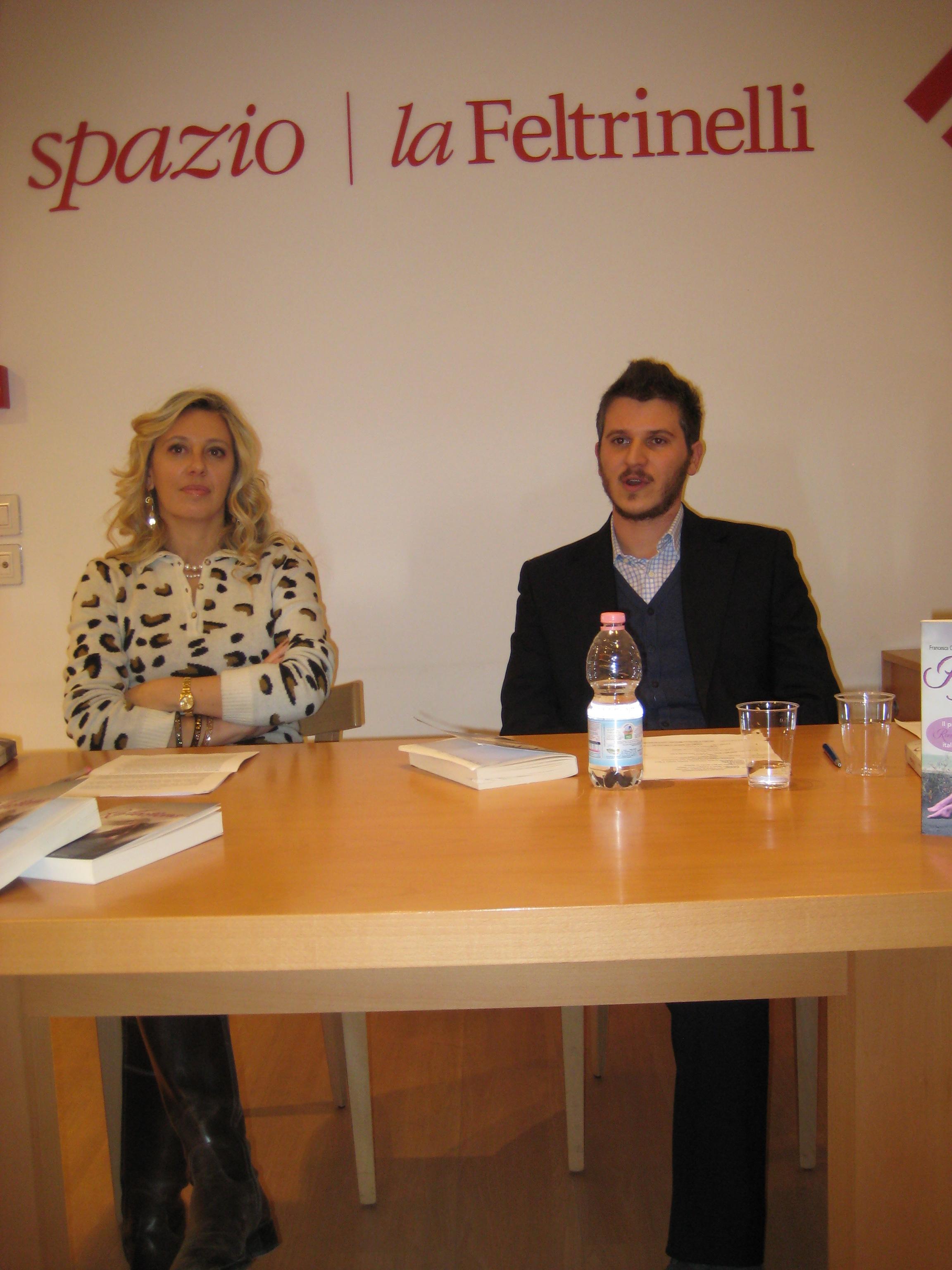 02.02.2012 - Feltrinelli Brescia